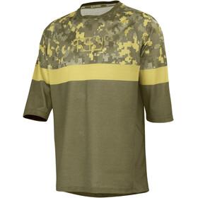 IXS Carve Air Fietsshirt korte mouwen Heren olijf